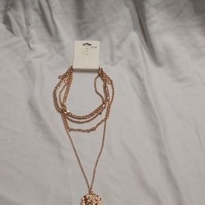 Jewelry - Lion tripple chain